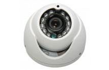 BSA-D521, купольная камера высокого разрешения HD 720p для улицы с фиксированным объективом 3.6 мм, с ИК подсветкой
